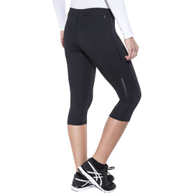 asics Knee Tight - Short running Femme - noir